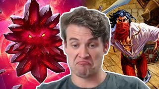 Download (Hearthstone) Two Games: Elemental Priest VS Pirate Warrior Video
