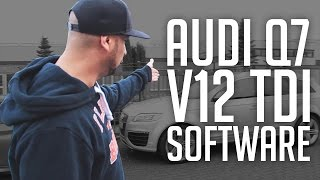 Download JP Performance - Audi Q7 V12 TDI | Software | 1100 NM Video