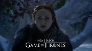 Download Game of Thrones Season 7 Teaser first look Video