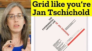 Download CSS Grid like you are Jan Tschichold Video