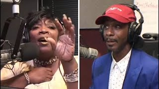 Download Katt Williams Roasts Wanda Smith On Her Own Show | FULL VIDEO | FUNNY! Video