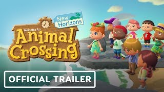 Download Animal Crossing: New Horizons Release Date Trailer - E3 2019 Video