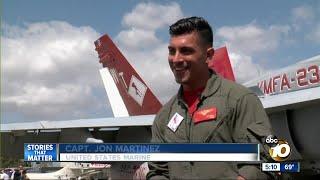 Download Local pilots wow crowds at MCAS Miramar Air Show Video