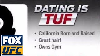 Download Karyn Bryant and Michael Bisping help DeAnna Bennett find an eligible bachelor | TUF TALK Video
