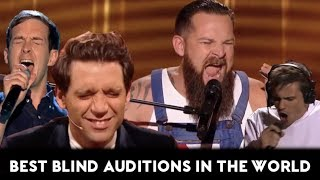 Download The Voice TOP-10 AMAZING & BEST Blind Auditions of all Times In the World (Part 1) Video