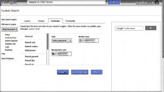 Download Google Custom Search Engine Tutorial Video