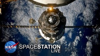 Download Space Station Live: What Happens When You Move a Soyuz Video