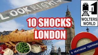 Download Visit London - 10 Things That Will SHOCK You About London, England Video