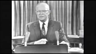 Download Eisenhower Farewell Address (Best Quality) - 'Military Industrial Complex' WARNING Video