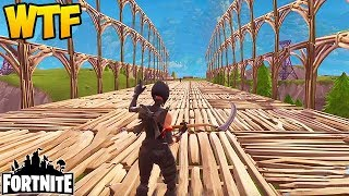 Download CRAZIEST SKY BRIDGE! - Fortnite Funny Fails and WTF Moments! #123 (Daily Moments) Video