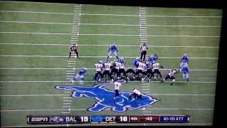 Download Justin tucker 61 yd field goal! Video