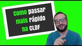 Download Concurso CLDF 2018 - Veja Como passar mais rápido na Câmara Legislativa do DF. Video