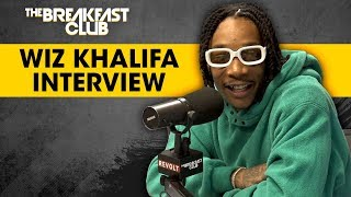 Download Wiz Khalifa Answers Stoner Questions, Talks Creating Waves, Amber Rose + More Video