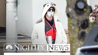 Download Sniper Shoots Man Wearing Apparently Hoax Bomb at Baltimore TV Station | NBC Nightly News Video