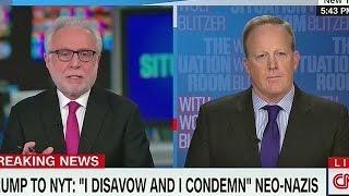 Download Wolf Blitzer Presses Trump Surrogate On Neo-Nazis Video