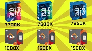 Download Best CPUs for Gaming - 2017 Video