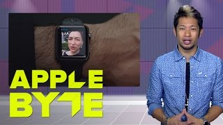 Download The Apple Watch gets Dick Tracy style video chat (Apple Byte) Video