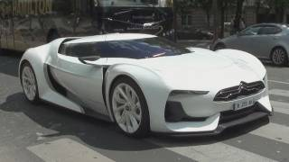 Download Citroen GT start up + HUGE sounds !!! Video