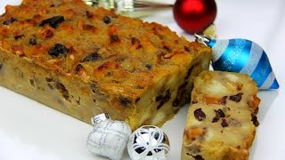 Download Caribbean Christmas Bread Pudding | CaribbeanPot com Video