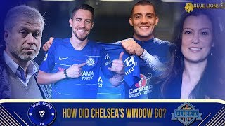 Download THE POSITIVES & NEGATIVES OF CHELSEA'S TRANSFER WINDOW Video