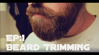 Download The art of the process Ep.1: Beard trimming Video