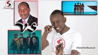 Download Why Melanin by Sauti Sol was BANNED by Ezekiel Mutua Video