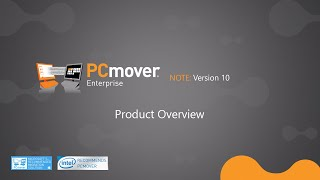 Download Laplink® PCmover® Enterprise - Overview Video