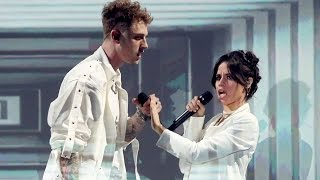 Download Camila Cabello & Machine Gun Kelly SLAY ″Bad Things″ Performance At 2017 Kids' Choice Awards Video