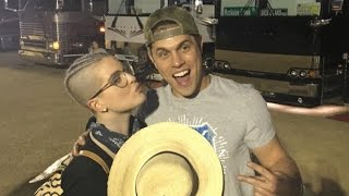 Download Kelly Osbourne Calls Country Singer Dustin Lynch Her 'Boyfriend' - Is It For Real? Video