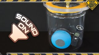 Download Sound in a Vacuum Chamber Video