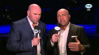 Download Dana White and Joe Rogan Preview UFC 180 Video