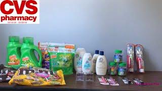 Download Tenemos Muchos Productos Gratis En Cvs 10/14/18 - 10/20/18 Video