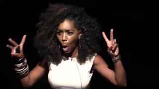 Download The Greatest Love Story Ever Told | Ericka Alston | TEDxHampdenWomen Video