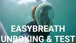 Download Unboxing & Test Tribord EasyBreath (HD 1080p) Video