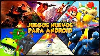 Download Mario Kart Tour, Fortnite, Netease + Marvel y Pokemon, SMC y mas Juegos Nuevos Noticias Android Video