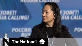 Download Case against Huawei CFO revealed in Vancouver court Video
