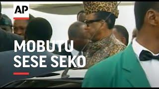 Download Congo: Zairian President Mobutu Sese Seko Visit Ends - 1997 Video