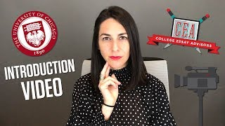 Download The University of Chicago College Application Video Introduction: What You Need to Know Video