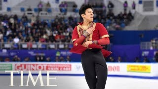 Download Nathan Chen Was The First Skater To Land 5 Quadruple Jumps | Next Generations Leaders | TIME Video