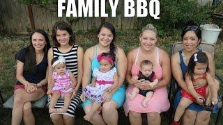 Download Benji's Family BBQ! - July 19, 2015 - ItsJudysLife Vlogs Video