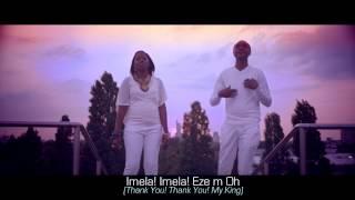 Download Nathaniel Bassey feat. Enitan Adaba - Imela. (Thank You) Video