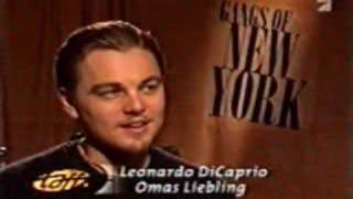 Download Leonardo Dicaprio speak German Video