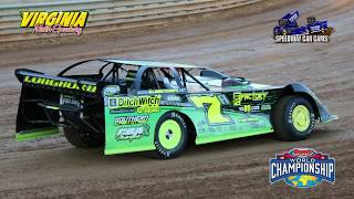 Download #7A Corey Almond - Crate Late Model - 9-16-17 Virginia Motor Speedway - In Car Camera Video