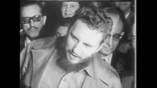 Download Fidel Castro in the US, 1960 Video