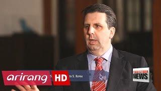 Download Outgoing U.S. Ambassador to S. Korea Mark Lippert's final interview in Seoul Video