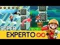 Download JAPO TROLL AL COMENZAR...Y ESO NO ES LO PEOR!! - SUPER EXPERTO INFINITO (NO SKIP) - SMM2 - ZetaSSJ Video