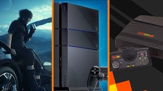 Download FFXV Not Finished Yet + PS4 Hits 50 Million + Konami Making a CONSOLE? - The Know Video