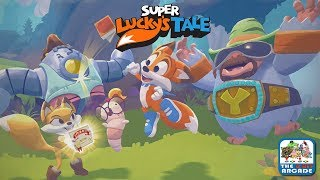 Download Super Lucky's Tale: Guardian Trials - Official Guardian of Foxington (Xbox One Gameplay) Video