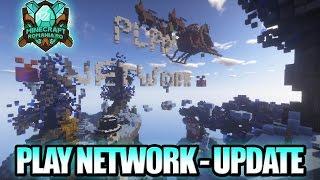 Download EPIC UPDATE DE IARNA + FRESH WIPE | Play.Minecraft-Romania.Ro Video