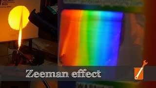 Download Zeeman Effect - Control light with magnetic fields Video